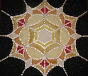 Star quilt 3