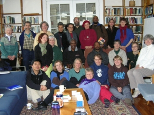 Discerning Our Calls Course Pendle Hill 2007 photo by Iris Graville